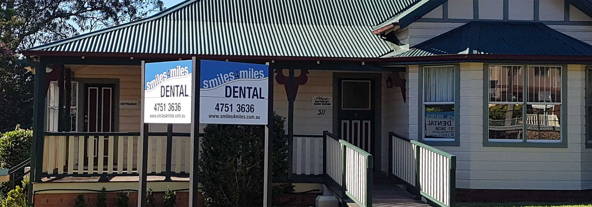 smiles 4 miles dental